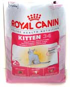 Royal Canin Kitten 34 10кг для котят